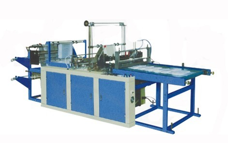 Compupter Heatsealing&cold cutting machine