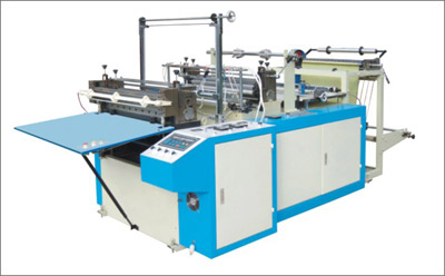 GZD Computer Strength Double-Pace Automatic Bag-Making Machine