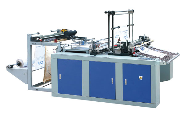 FQC-600(700,800)Computer High-speed Full-automatic Bag Making Machine