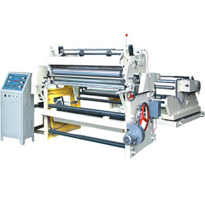 SDQ Series Horizontal Type Slitting Rewinding Machine