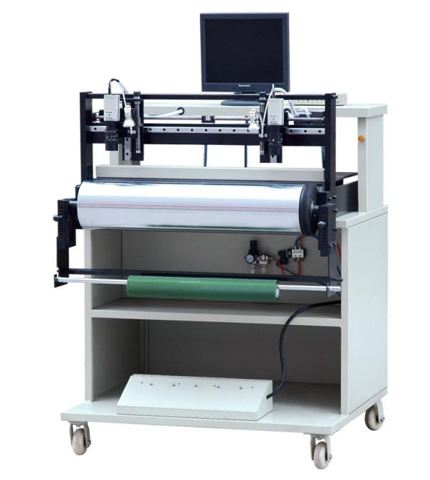 flexo plate mounting machine